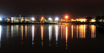 Photo of Night landscape